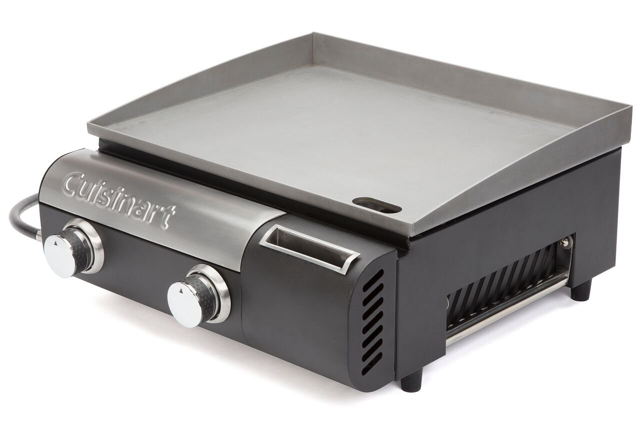 Cuisinart CGG-501 Gourmet Gas Griddle, Two-Burner