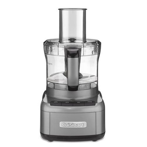 Cuisinart FP-8GMP1 Elemental Food Processor & Chopper, 8-Cup