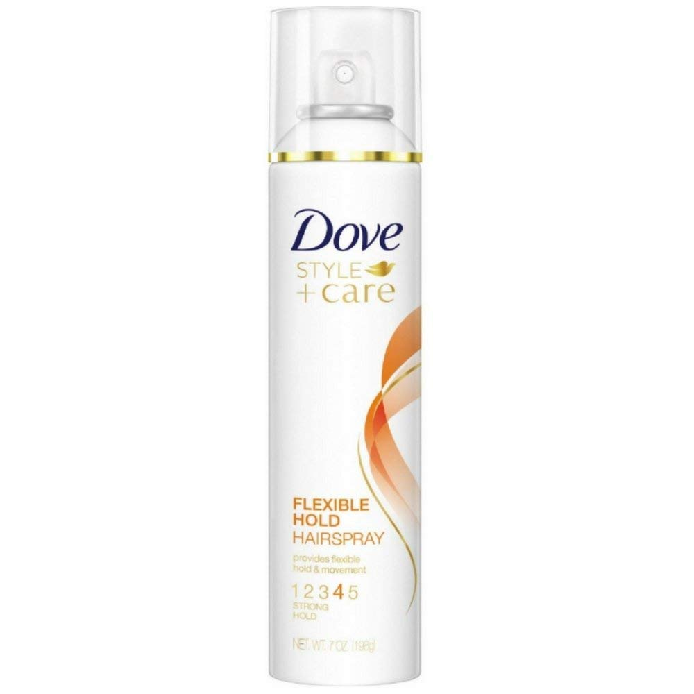 Dove Strong Hold Flexible Hairspray