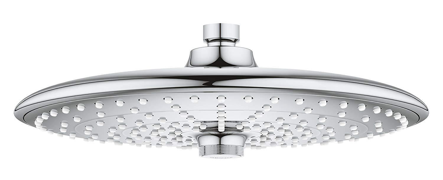 Grohe Euphoria 260 Shower Head with 3 Spray Patterns