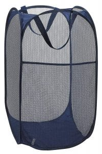 Handy Laundry Mesh Pop-Up Laundry Basket For College