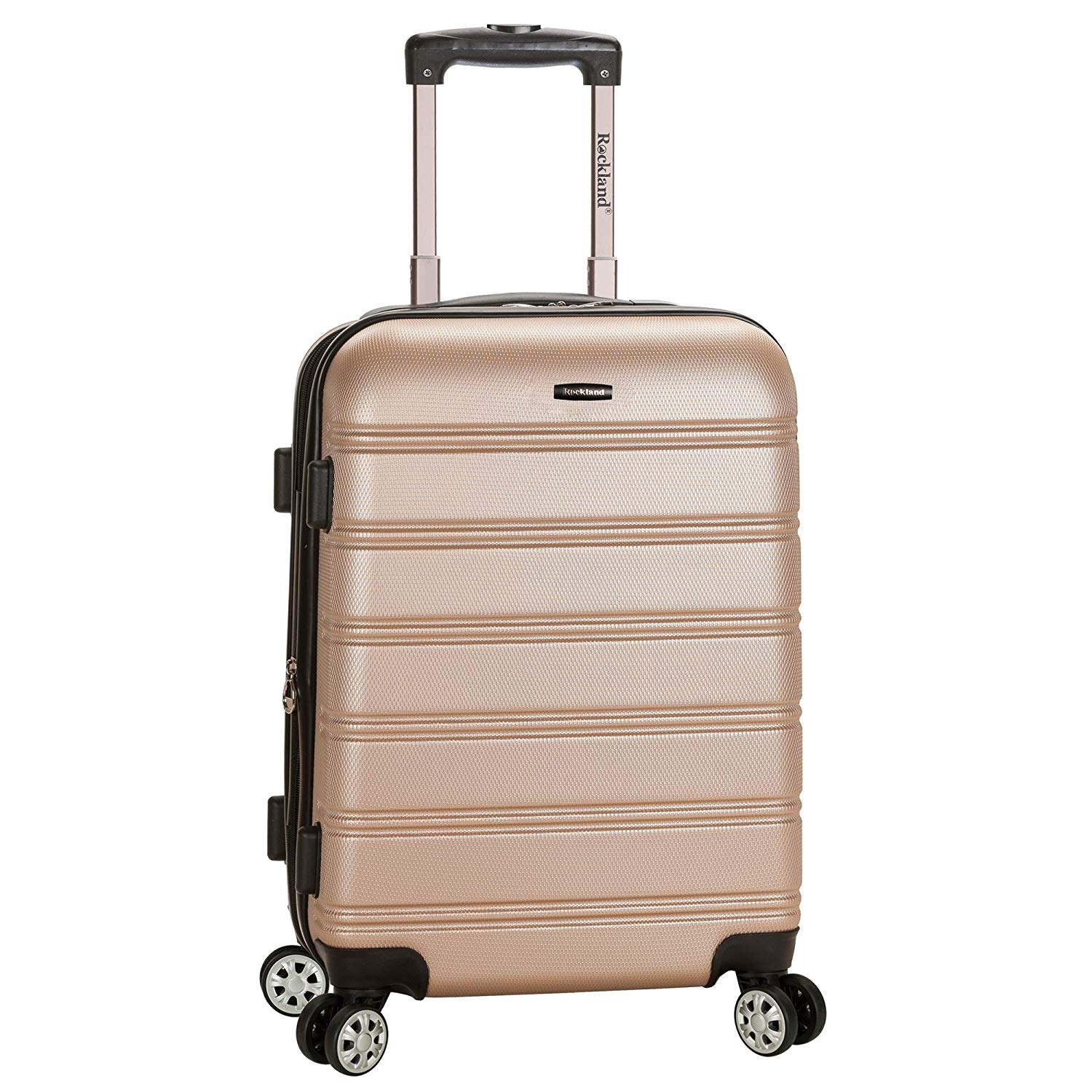 Rockland Expandable Luggage, 20-Inch