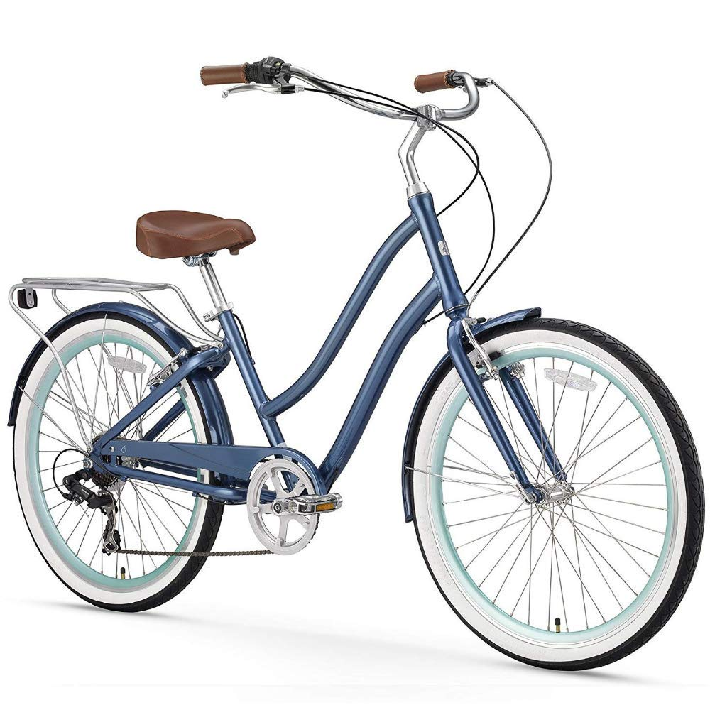 sixthreezero EVRYjourney Women's Hybrid Commuter Bike, 3-Speed
