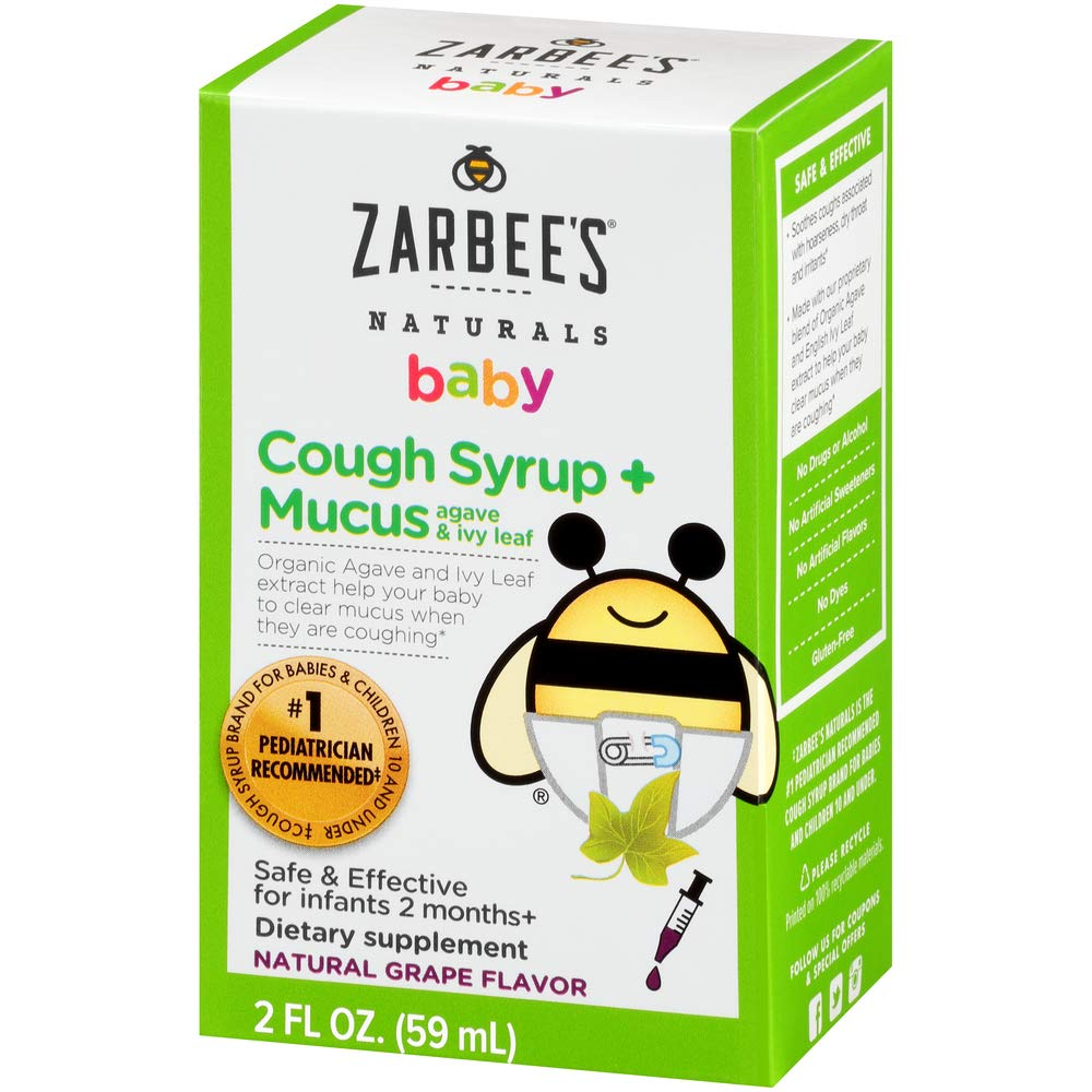 Zarbee's Naturals Baby Cough Syrup