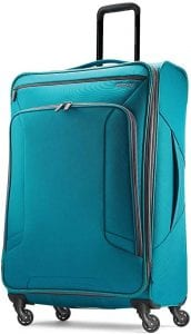 American Tourister 4 Kix Expandable Softside Luggage, 28-Inch
