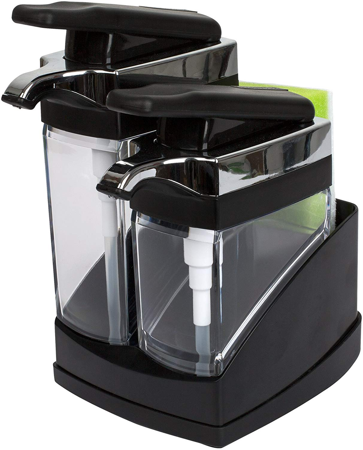 Casabella Duo Soup Dispenser & Sponge Storage