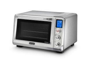 DeLonghi Stainless Steel Convection Oven