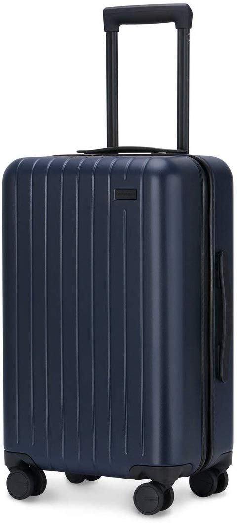 GoPenguin Lightweight Hardside Carry On Luggage, 20-Inch