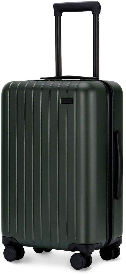 GoPenguin Hardside Spinner Carry On Luggage, 20-Inch