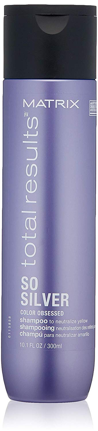 MATRIX So Silver Purple Shampoo, 10.1-Ounce