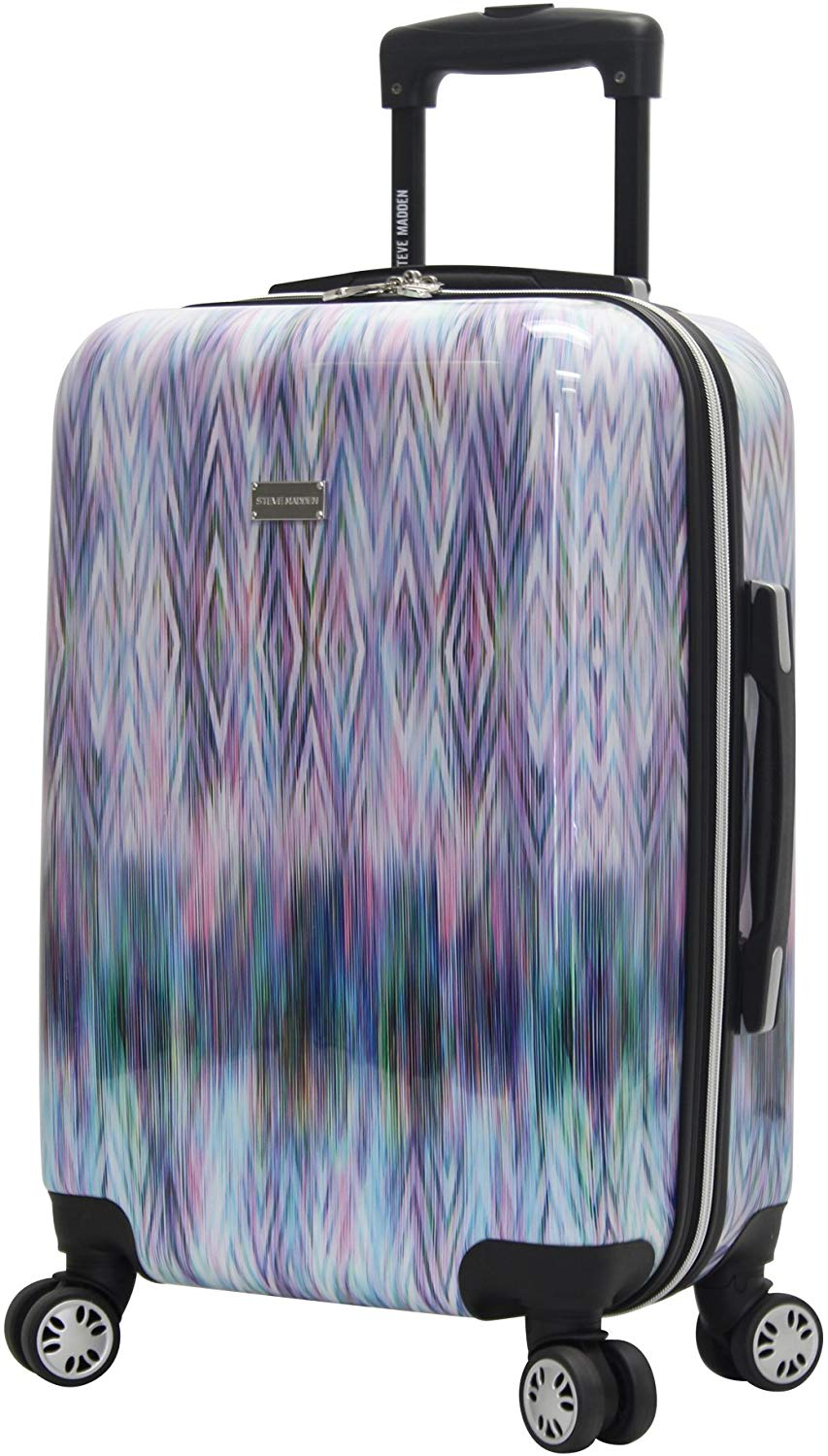Steve Madden Carry-On Spinner Luggage, 20-Inch