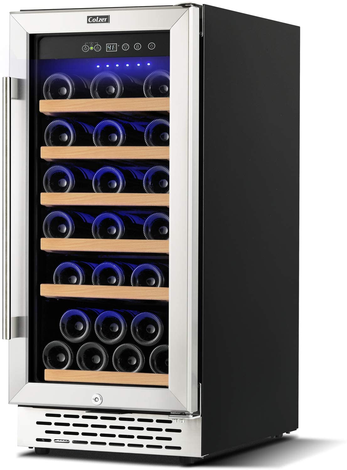 Colzer Freestanding Under Counter Wine Chiller