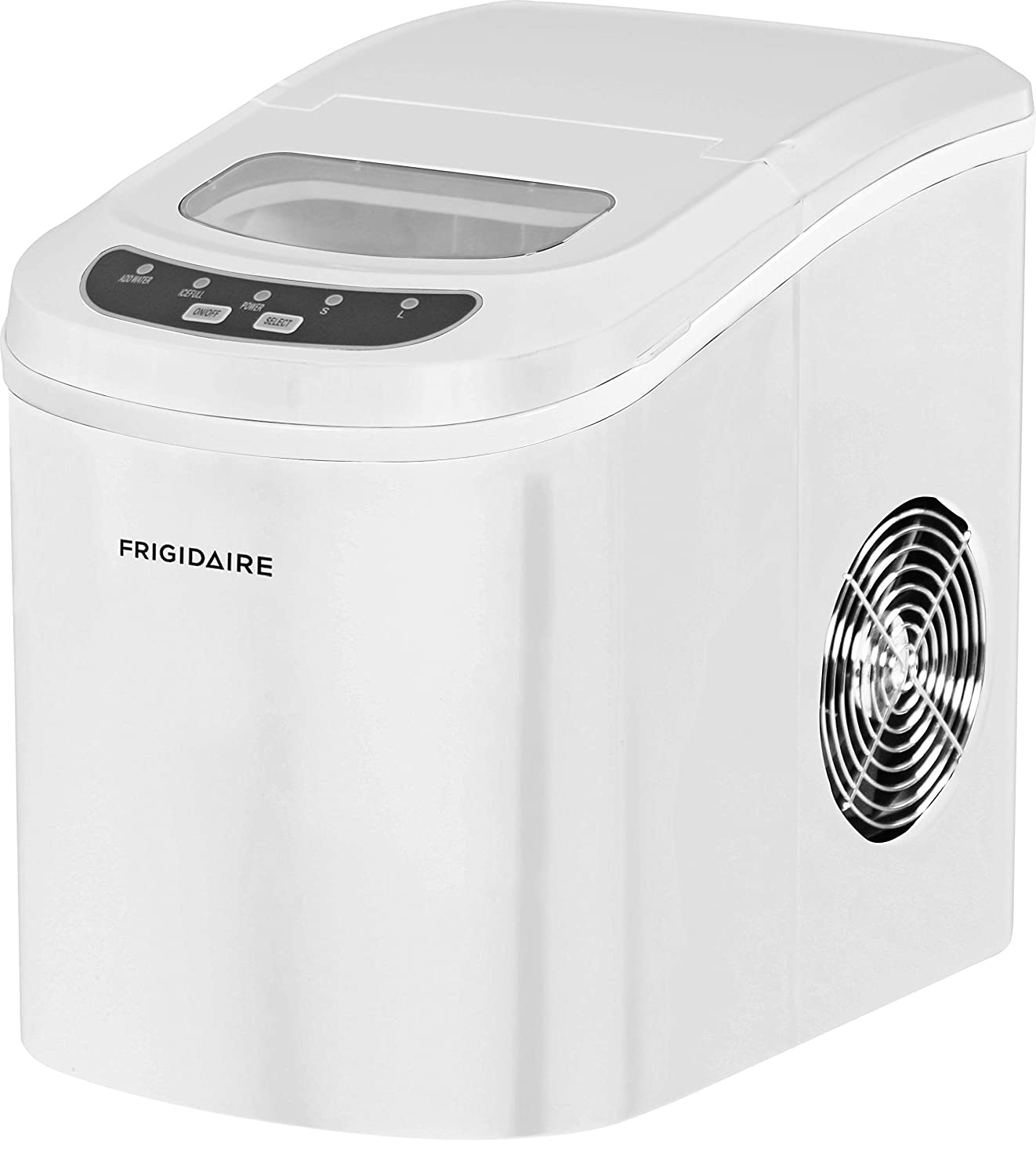 FRIGIDAIRE Portable Compact Countertop Ice Maker Machine