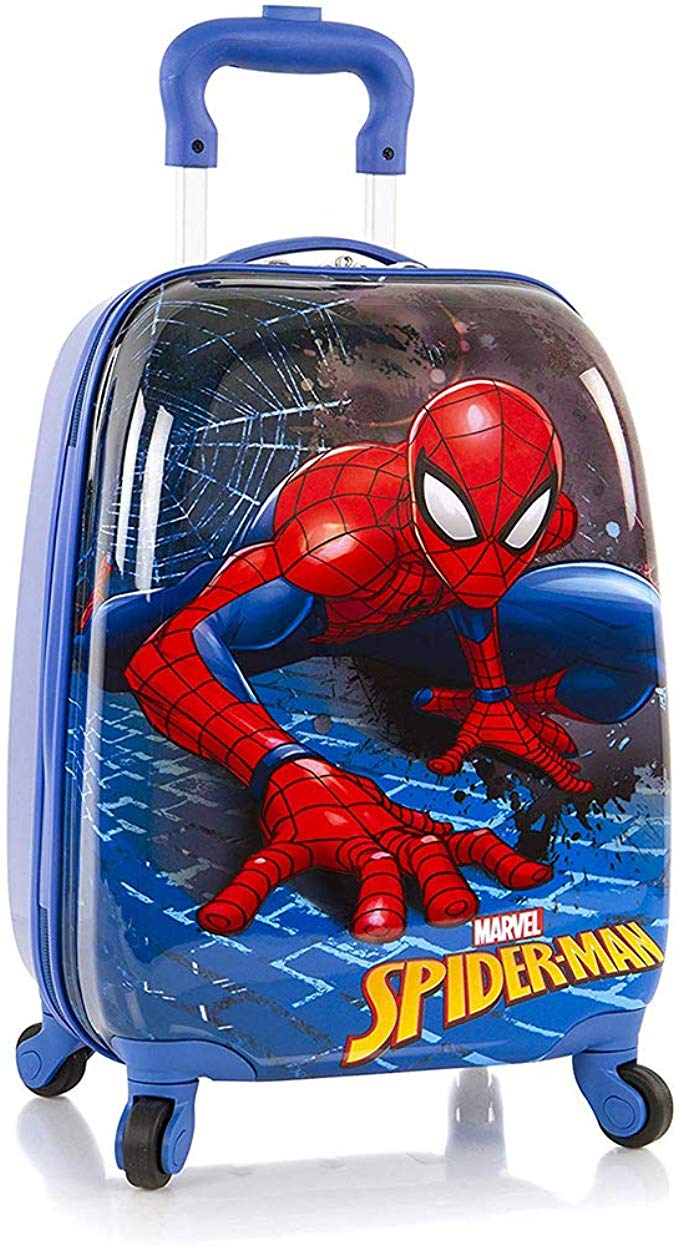 Heys Spider Man Kids Hardside Spinner Luggage