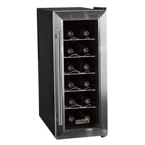 Koldfront Slim-Fit Freestanding Thermoelectric Wine Cooler