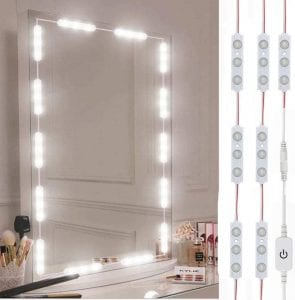 LPHUMEX Dimmable LED Vanity Mirror Lights
