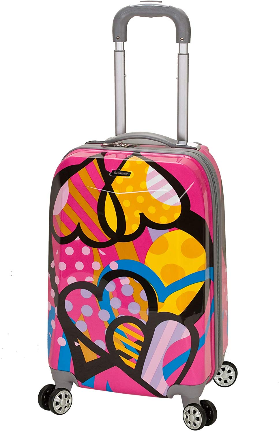 Rockland Kids Hardside Spinner Luggage