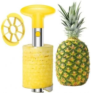 SameTech Easy Kitchen Pineapple Corer Kit