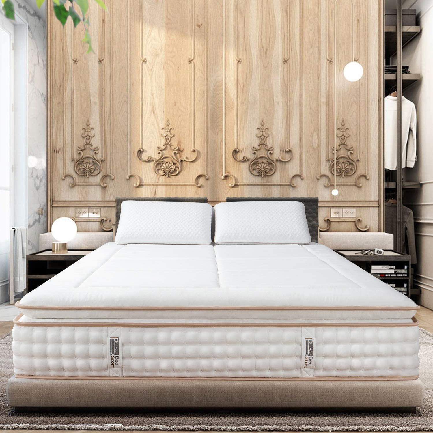 BedStory Luxury Hybrid Mattress