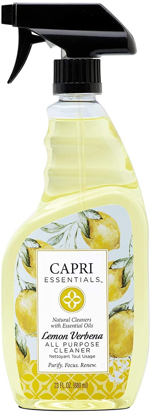 Capri Essentials Lemon Verbena All Purpose Cleaner