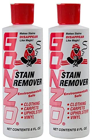 Gonzo Non-Toxic Natural Magic Stain Remover, 2-Pack