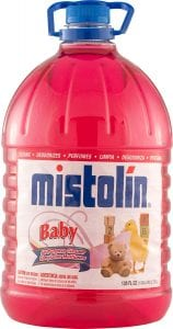 Mistolin Baby Longer Lasting All-Purpose Cleaner Mopping Solution