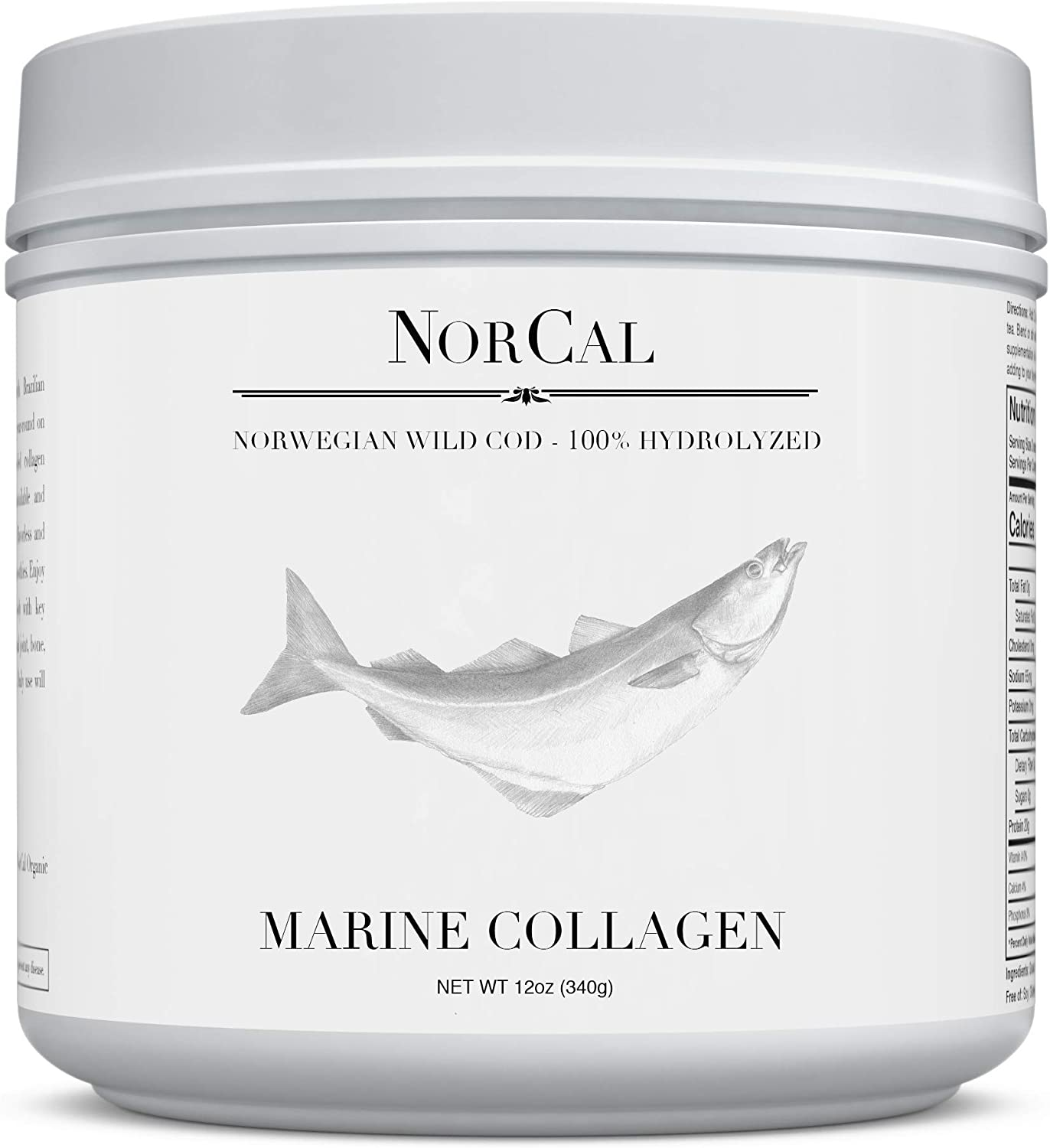 NorCal Marine Collagen Peptides