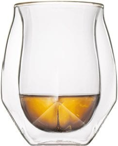 Norlan Double-Walled Whisky Glass, 1-Pair