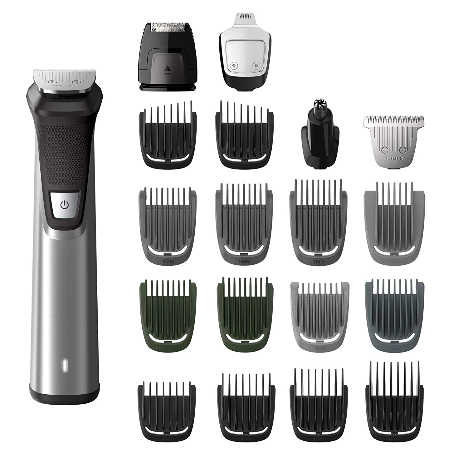 Philips Norelco Multigroom Series 7000 Men's Beard Grooming Kit