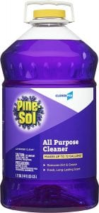 Pine-Sol Commercial Solutions Lavender Liquid Cleaner Mopping Solution