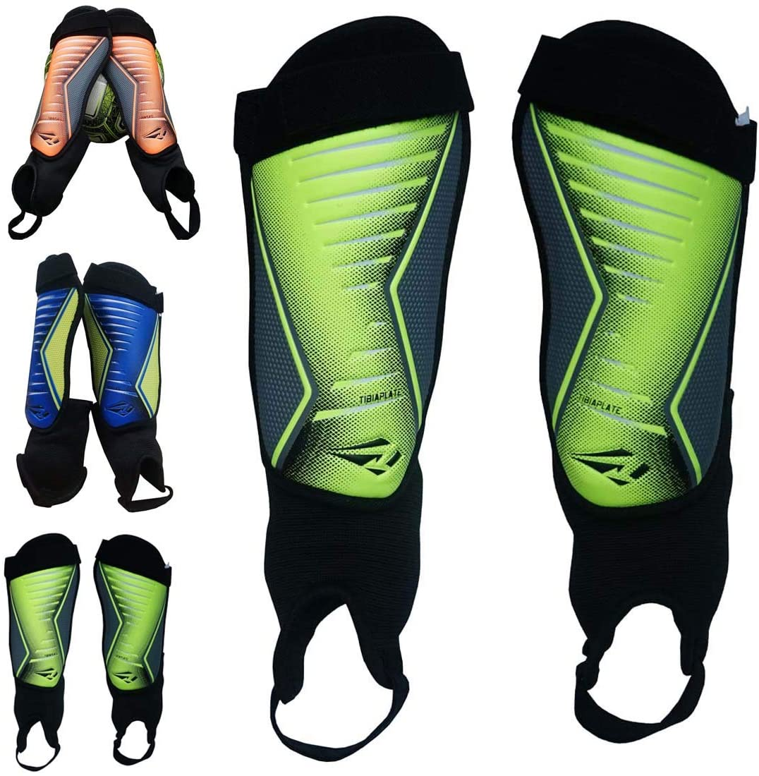 Rawxy Soccer Shin Guard With Ankle Protection