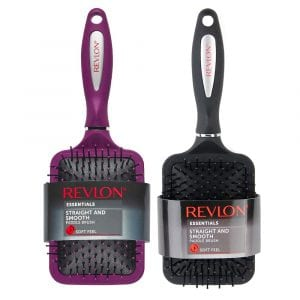 Revlon Straight & Smooth Soft Touch Hair Brush