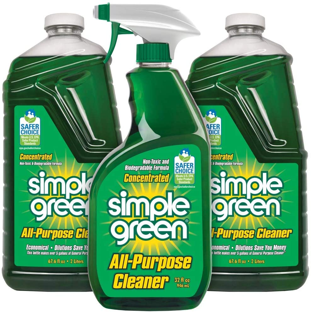 Simple Green All-Purpose Stain Remover & Cleaner Mopping Solution