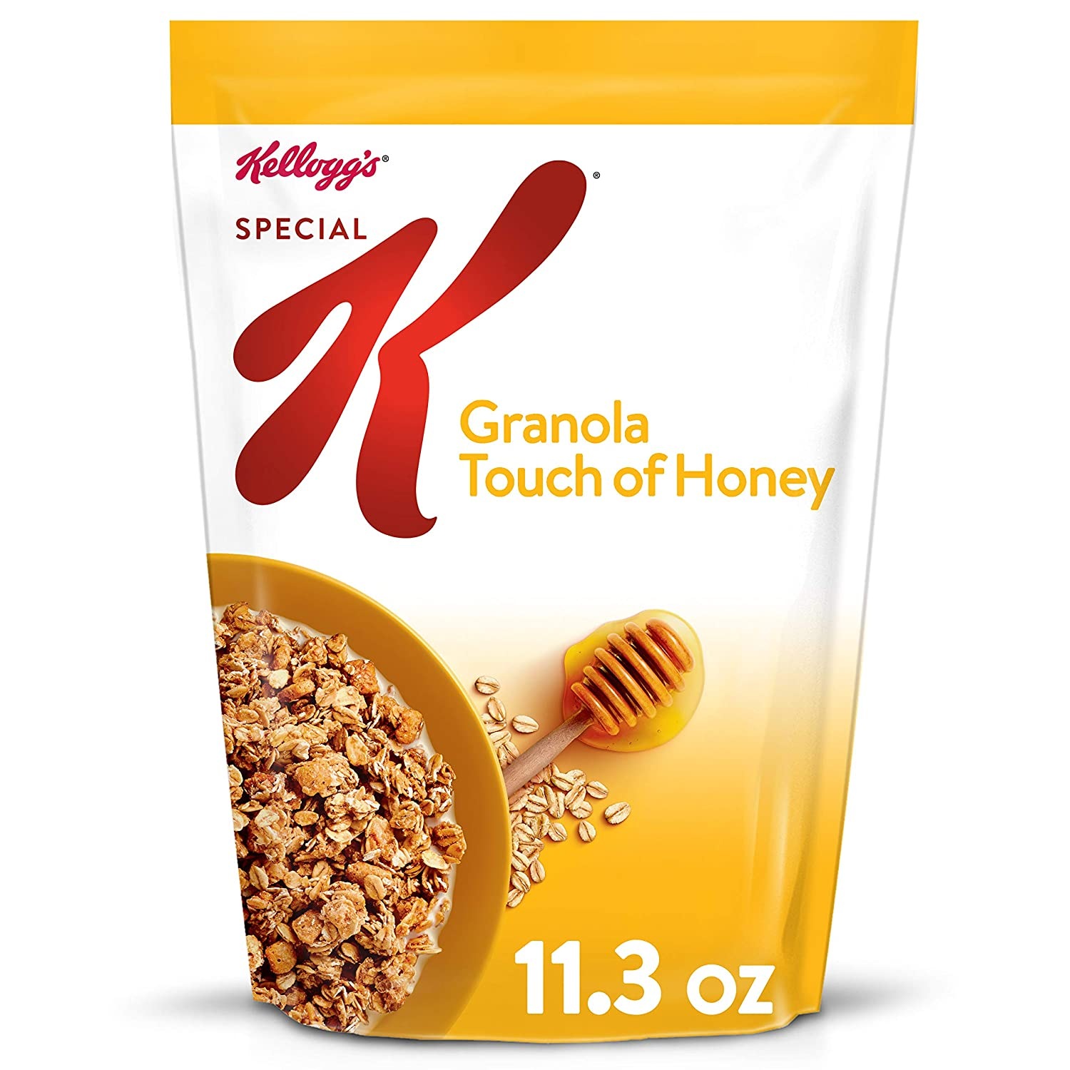 Kellogg's Special K Granola, Touch of Honey