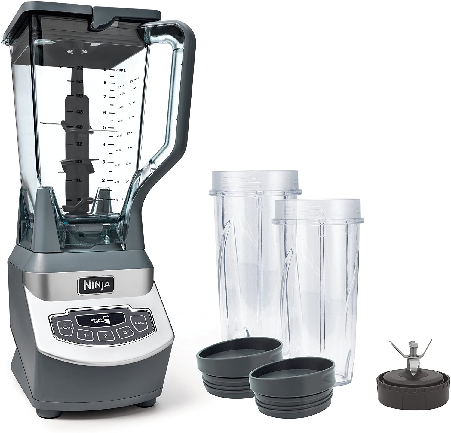Ninja Professional BL660 1100-Watt Countertop Blender