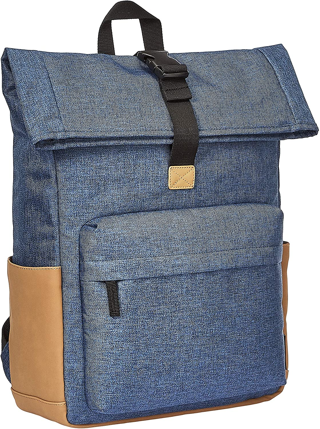 AmazonBasics Anti-Theft Roll Top Backpack
