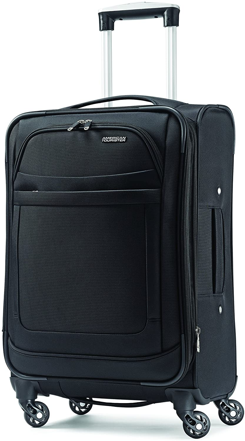 American Tourister Softside  iLite Max Spinner Suitcase, 29.5-Inch