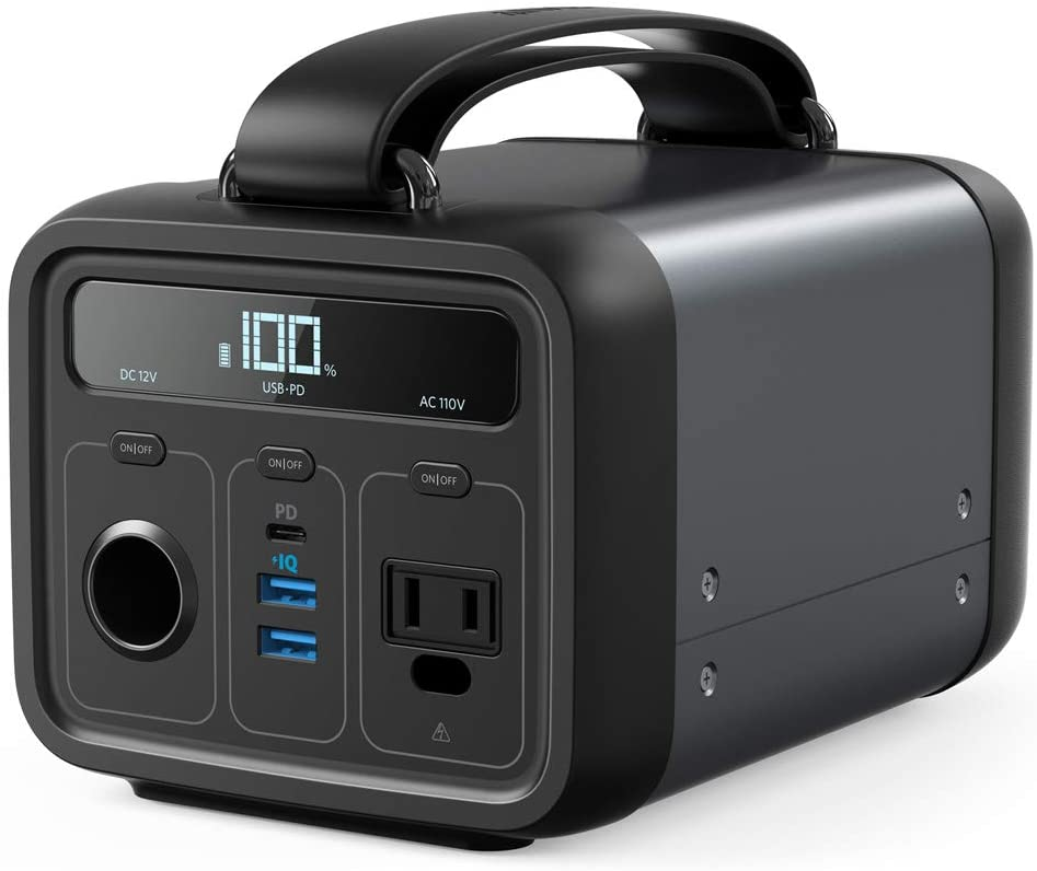 Anker Powerhouse 200 213Wh/57600mAh Clean & Silent Rechargeable Portable Generator