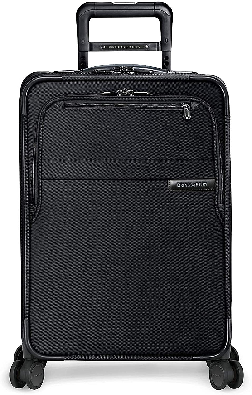 Briggs & Riley Baseline Softside Expandable Spinner Suitcase, 22-Inch