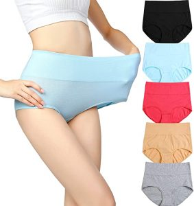 Cauniss Women's C-Section Recovery Postpartum High Waist Underwear