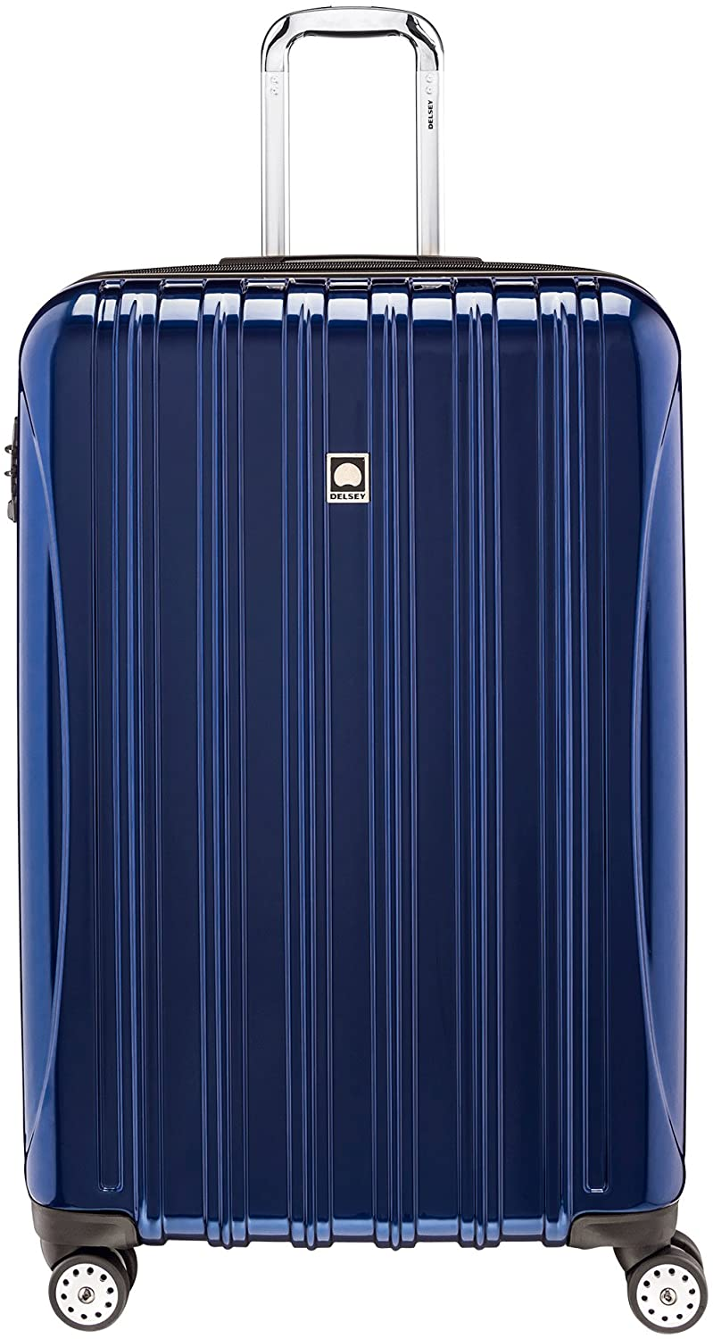 DELSEY Paris Helium Aero Hardside Suitcase With Spinner Wheels, 29-Inch Suitcase