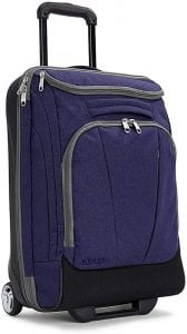 eBags Mother Lode Wheeled Duffel Bag Carry-On Suitcase, 21-Inch