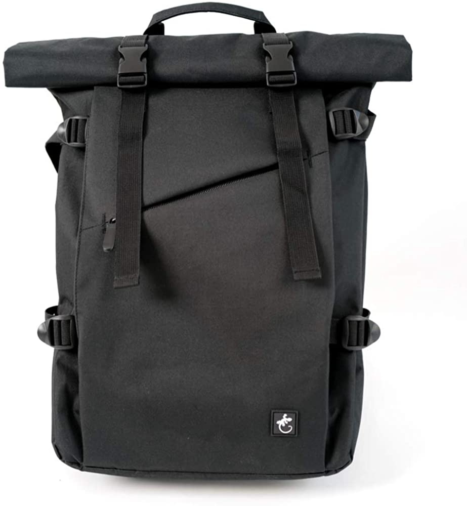 Gecko Equipments Roll Top Backpack