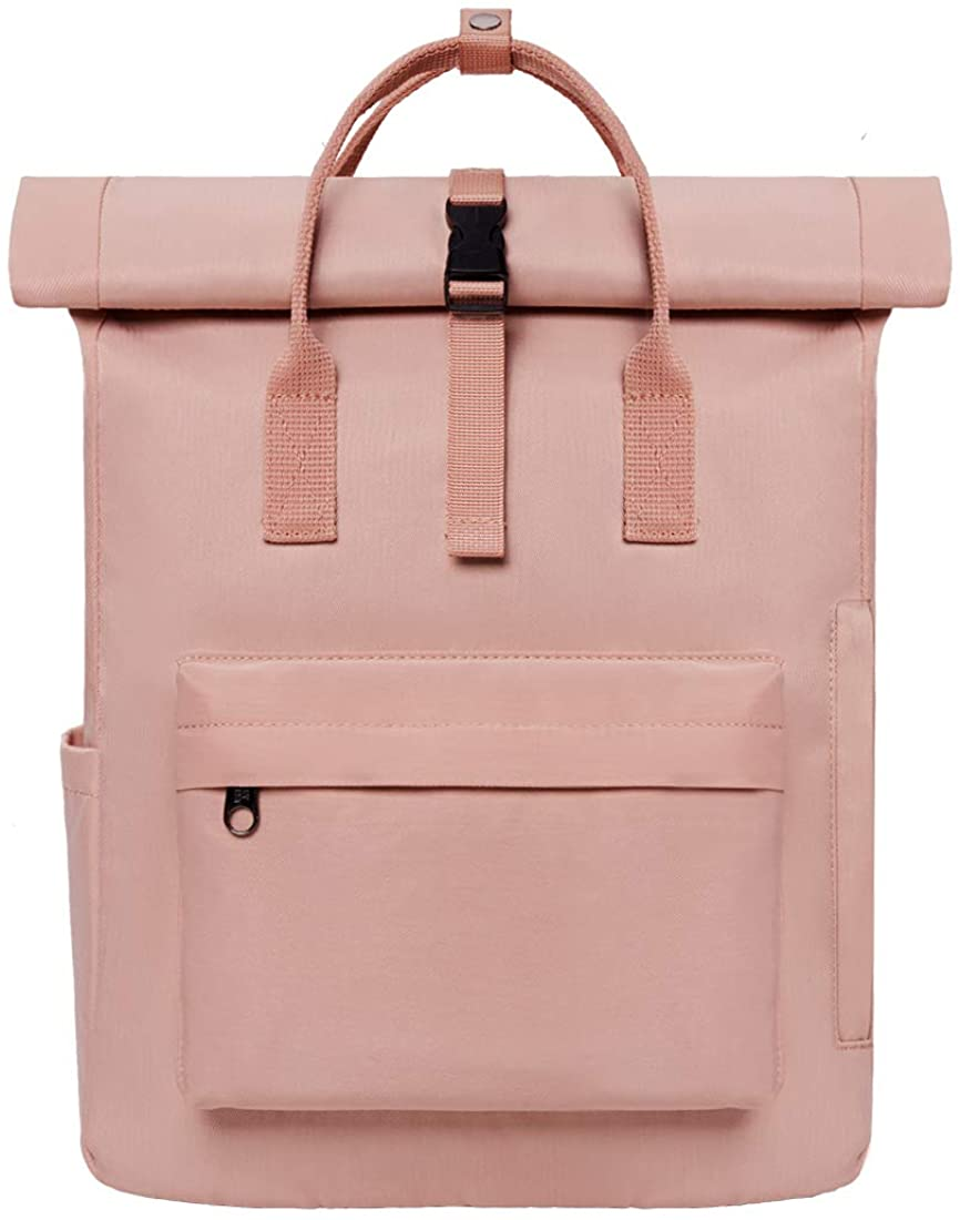 KALIDI Casual Classic Roll Top Backpack