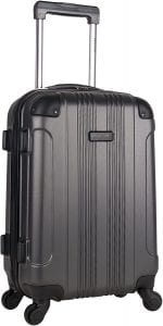 Kenneth Cole Reaction Out of Bounds Carry-On Hardshell Suitcase, 20-Inch