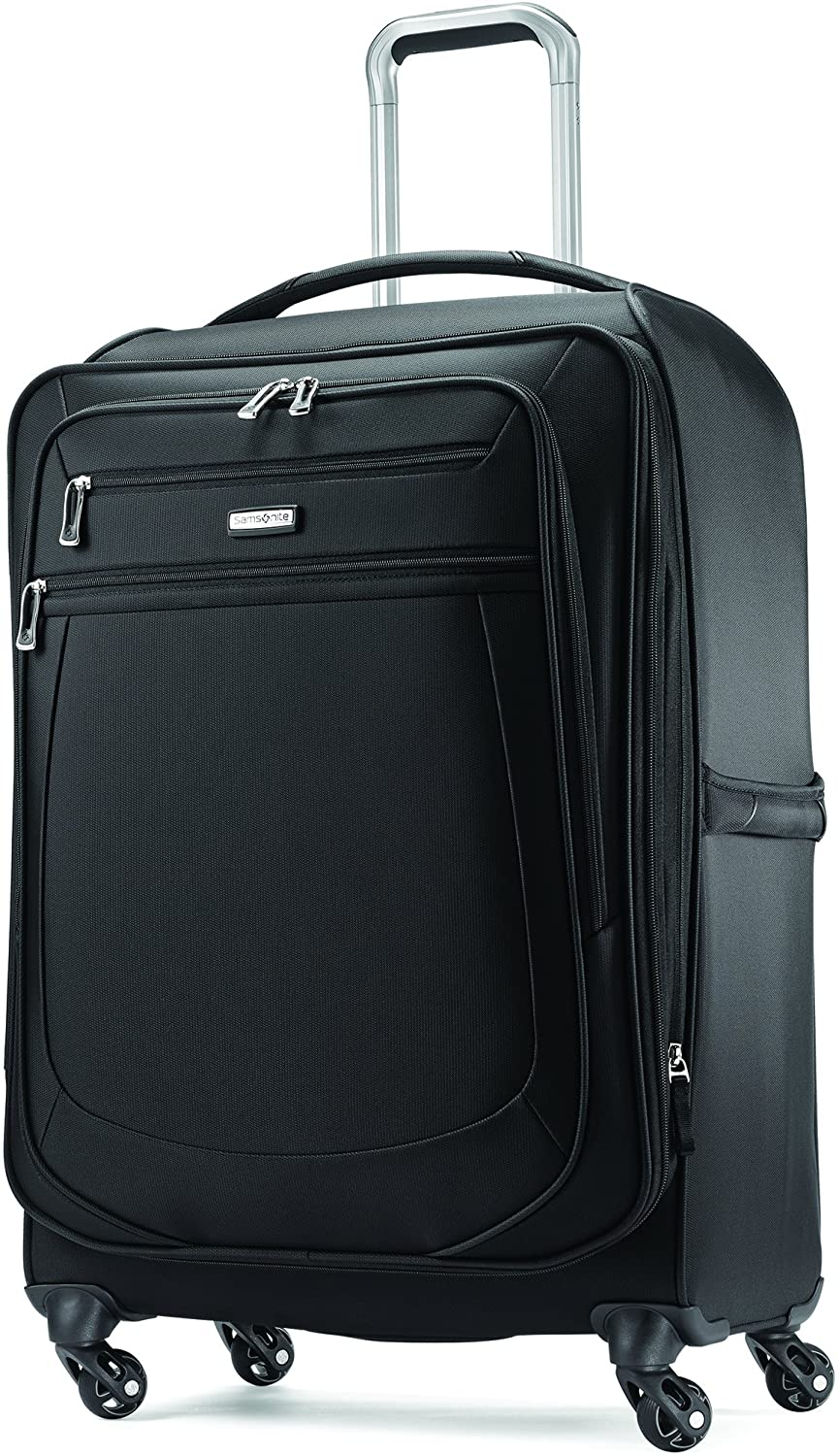 Samsonite Mightlight Softside Suitcase With Spinner Wheels, 30-Inch