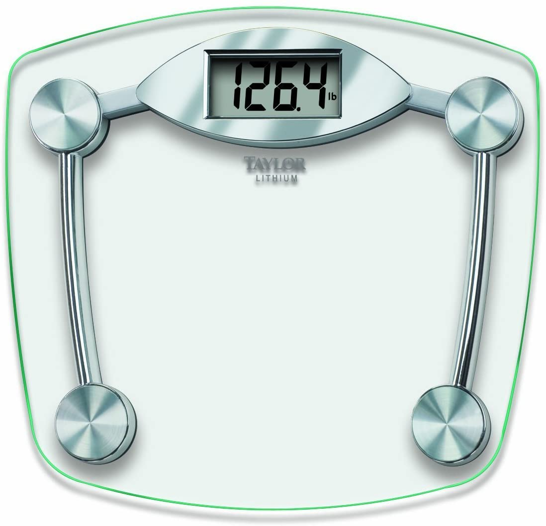 Taylor Precision Products 7506 Digital Bathroom Scale