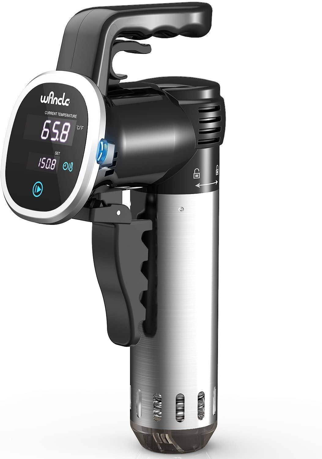 Wancle 850-Watt Thermal Sous Vide For The Home Cook