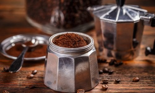 Best Coffee Canister For Ground Coffee