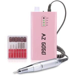 AZ GOGO Professional Nail Drill Machine
